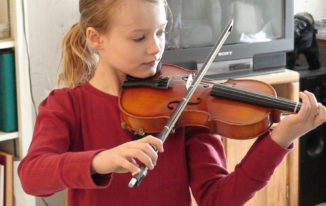 How To Bow(Arco) On The Violin