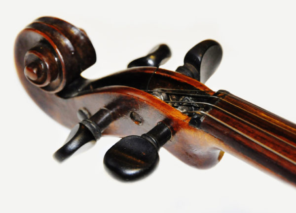 The Parts of the Violin - Musilesson