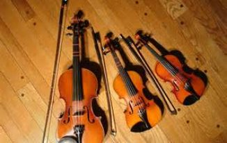 Violins: Yes, size does matter