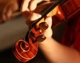 Playing Violin: Moving From String To String