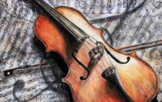 Our Next Songs On The Violin